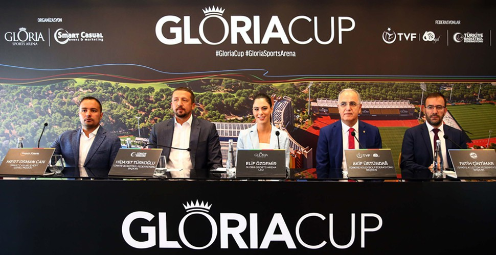 Gloria Cup 2019 press conference was held on 2nd August with the participation of organizers and host federations